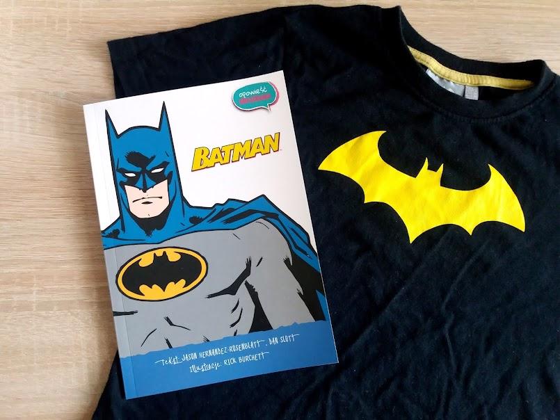 """Coś dla starszaków: """"Batman"""" (Jason Hernandez-Rosenblatt) i """"Bracia i siostry"""" (Isabelle Filliozat)"""