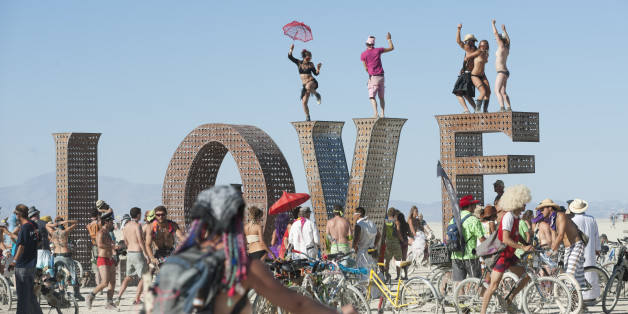 Burning-man-festival-love
