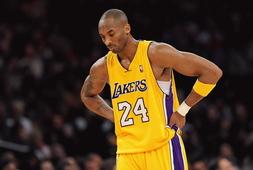 NBA Star Kobe Bryant Dead at 41: 15 Heartbreaking Photos