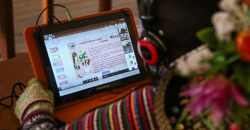 CONTINÚAN LAS DEFICIENCIAS: Tabletas sin internet enviados por el MINEDU llegaron a 50 colegios de Cusco