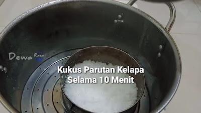 cara membuat klepon ketan