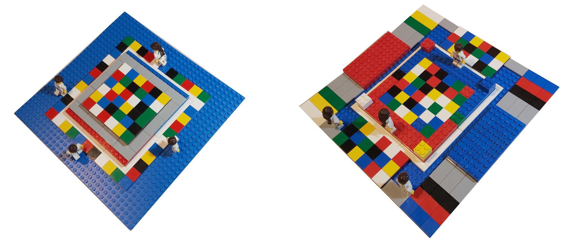 レゴアイデアで『TXマスター・ゲーム(テコンドー)』が製品化レビュー進出!2020年第3回1万サポート獲得デザイン紹介
