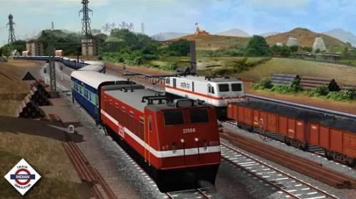Indian Train Simulator Wala Game Bhejiye