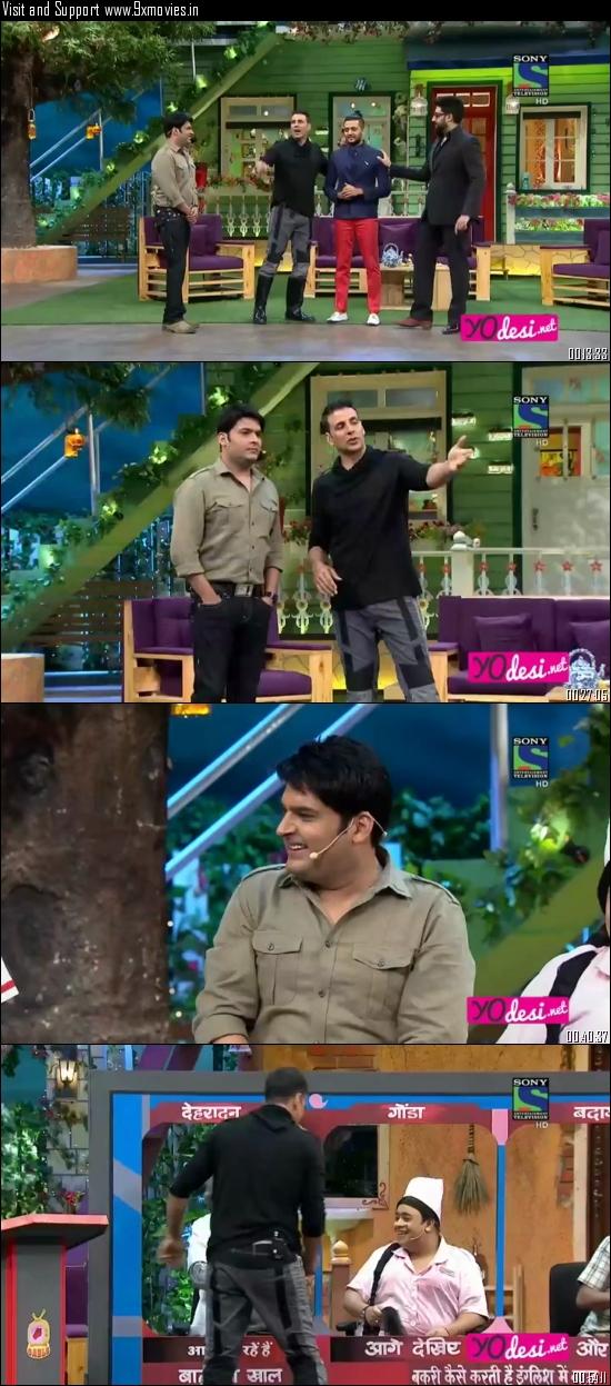 The Kapil Sharma Show 15 May 2016 HDTV 480p