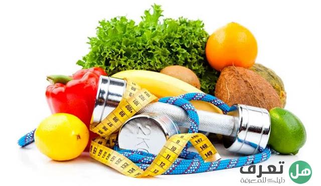 التغذية الرياضية لجميع الأعمار