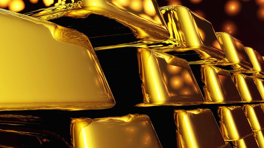 Rizab emas