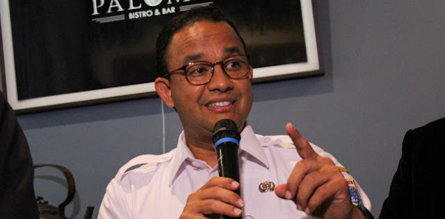 Gubernur Anies Baswedan: Pelanggaran Lurah Grogol Selatan Fatal