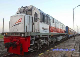 Info Harga Tiket Kereta Api Bengawan Mei 2019