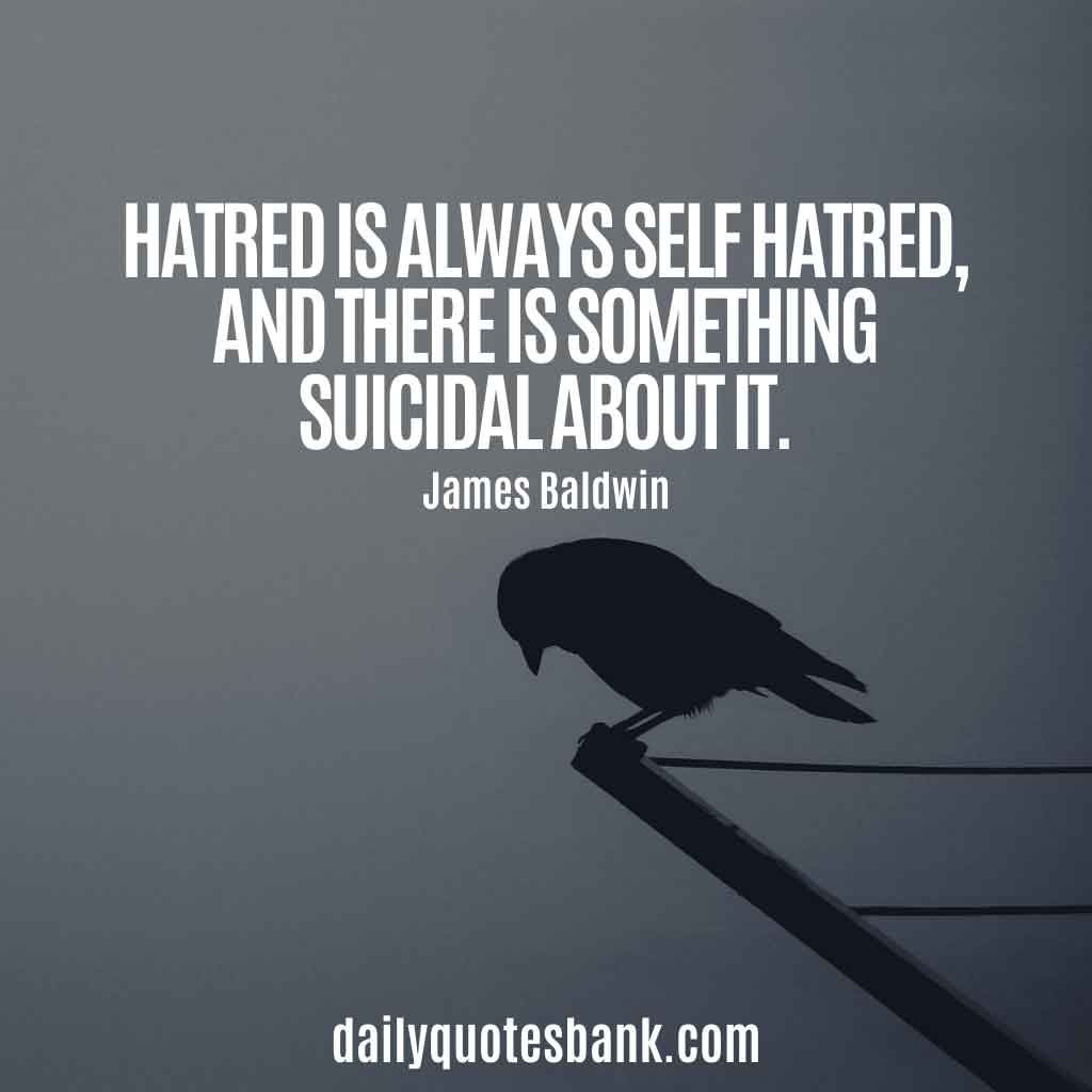 James Baldwin Quotes On Love, Change, Racism, Education