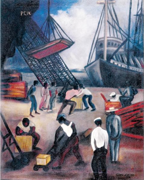 Estibadores, 1949