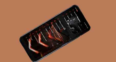 Review Tema Asus Rog Phone Untuk Oppo dan Realme Terbaru