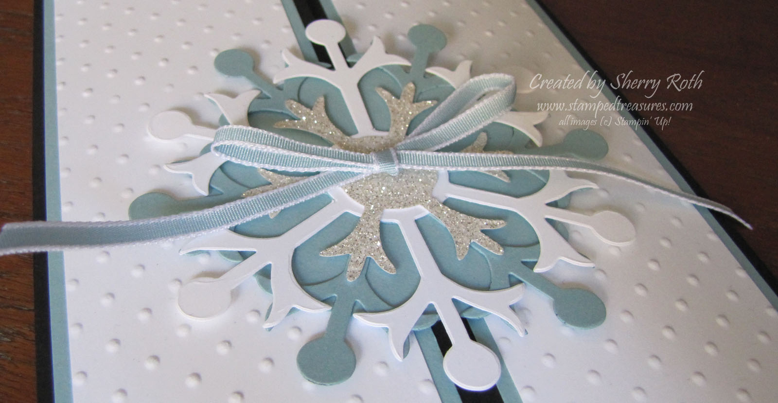 "Winter Themed Wedding Invitations: Sherry""s Stamped Treasures: Winter Wedding Invitations"