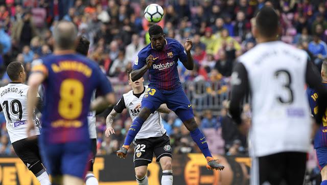 Le Barça a pris sa décision pour Samuel Umtiti