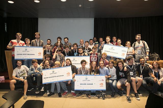 Headlight gana el primer GameJam de la Barcelona Games World
