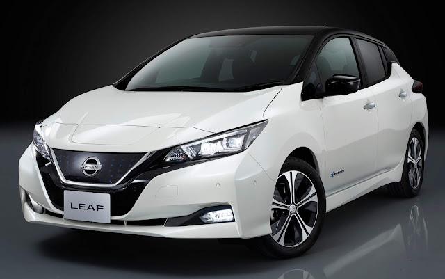 Nissan apresentará três veículos elétricos no Auto China 2018