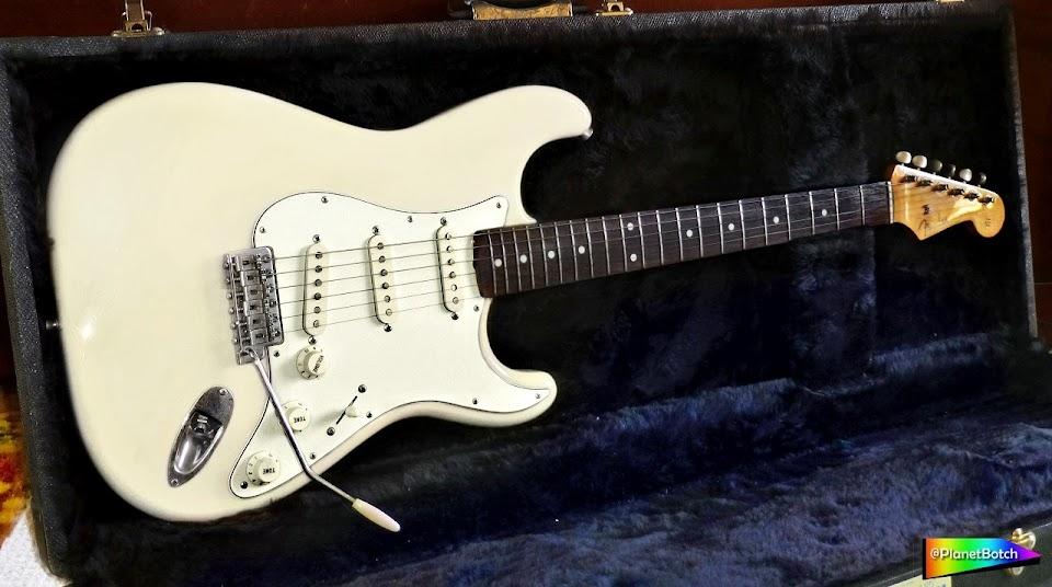 1987 Fender MIJ Vintage Reissue '62 Stratocaster