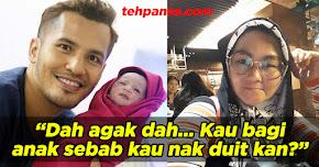 Thumbnail image for Ibu Kandung Anak Angkat Dato' Aliff Syukri Selalu Minta Duit, Dituduh Jual Anak?