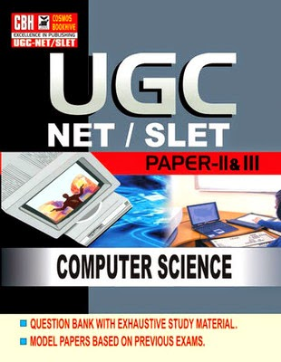 Click to buy Cosmo's UGC NET Computer Sceince Book