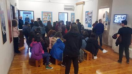 Σχεδόν 200 μαθητές επισκέφθηκαν μέσα σε μια ημέρα το Πολεμικό Μουσείο Ναυπλίου