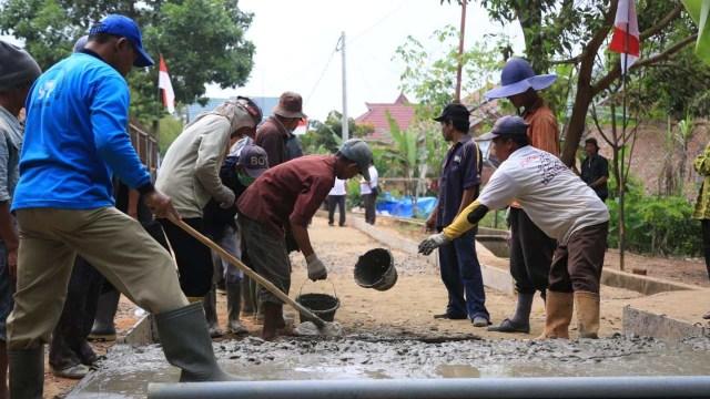 Tekan Kemiskinan, Yogya Genjot Lagi Program Padat Karya