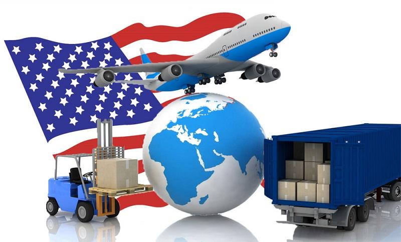 Chuyển phát nhanh đi Mỹ