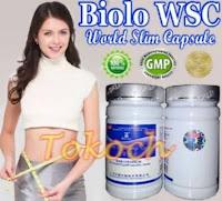 Produk Sehat Biolo Wsc Obat Pelangsing Badan Tubuh Perut Alami Lemak Asli