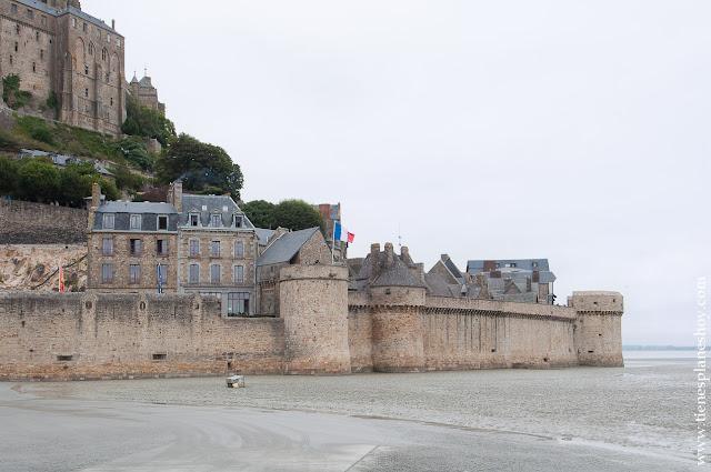 Mont Saint-Michel viaje Normandia Bretaña visita turismo imprescindible