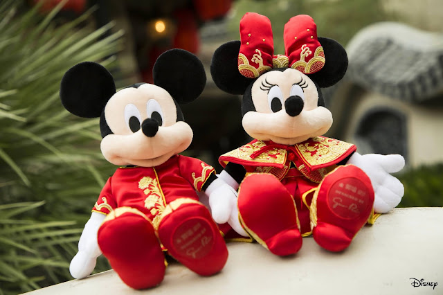 上海迪士尼度假區 2021辛丑牛年 新春團拜, Shanghai Disney Resort celebrate the first day of the Year of the Ox