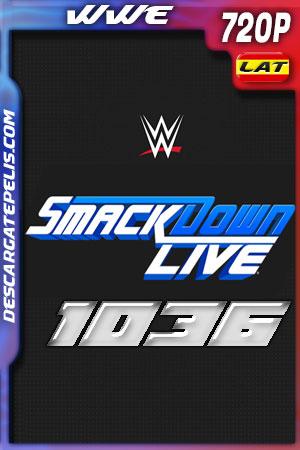WWE SmackDown 25 de Junio 2019 ep. 1036 HD 720p Latino