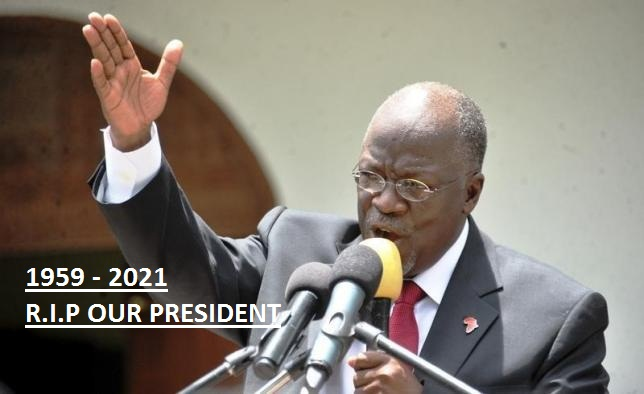 Learn How to Express Condolences in English: With Examples of Condolences for the Late President John Pombe Magufuli (Former President of Tanzania)