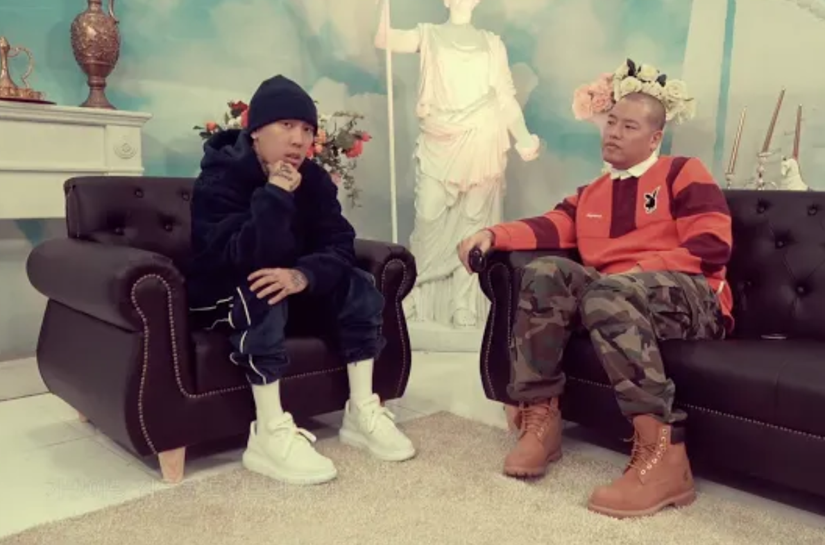 Rapper Dok2 talks about his personal life and South Korean