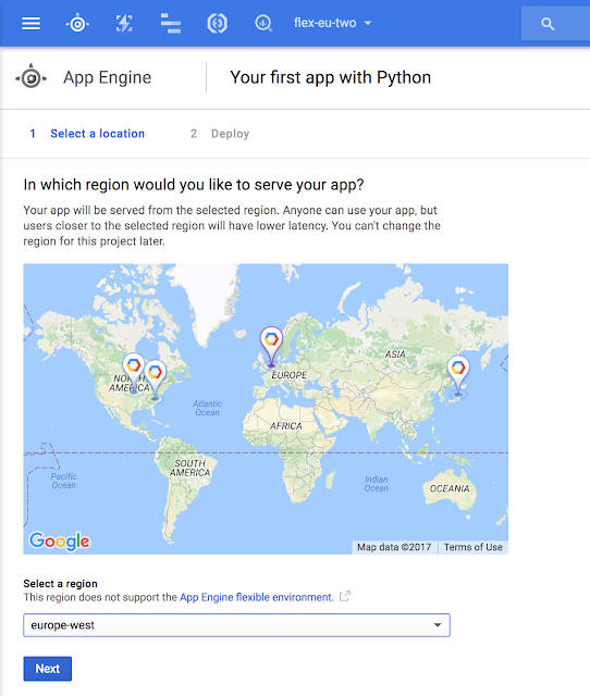 Google App Engine flexible environment now available from europe-west region - Google Updates