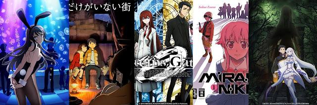 Rekomendasi Anime mirip hello world