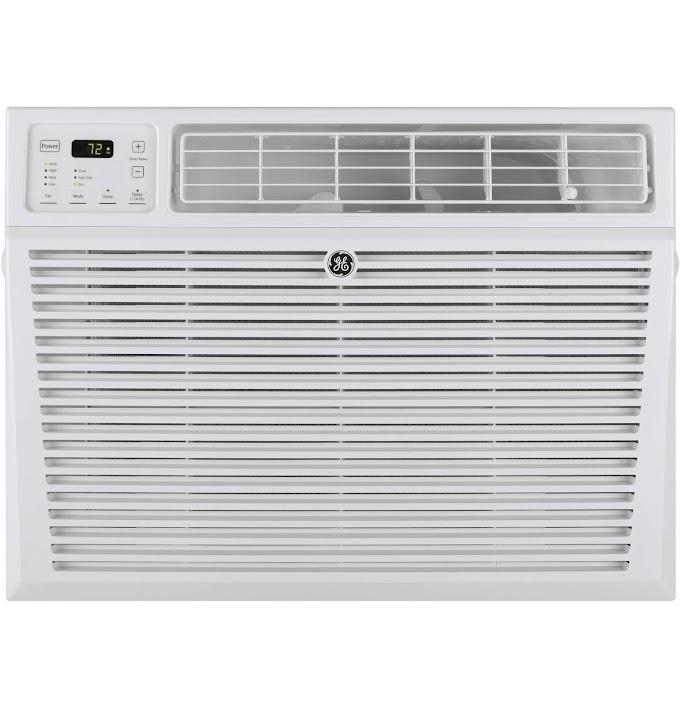 Walmart - GE 10,000 BTU Window AC With Remote,   $298.00