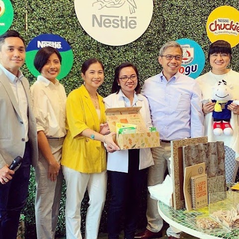 NESTLÉ launches Ready-to-Drink Subscription Service that allows you to recycle your Used Beverage Cartons