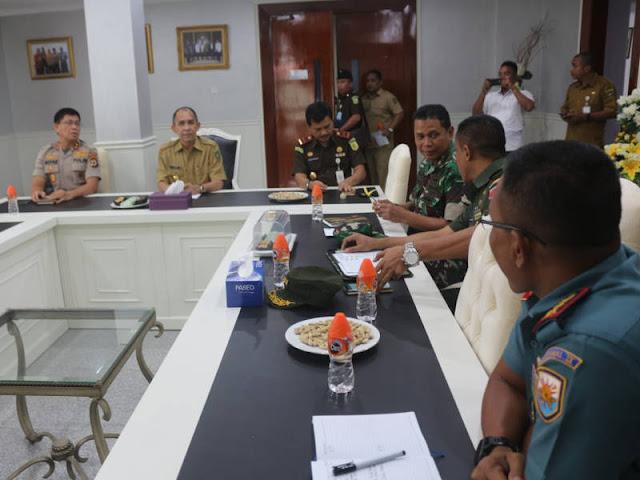 Pemprov Maluku Dukung Aparat Keamanan Tertibkan Penambangan di Gunung Botak