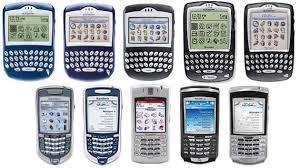 Daftar Harga Beberapa Tipe Handphone Blackberry Jadul (Jaman Dulu)