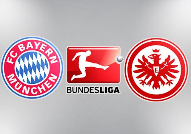 بث مباشر مباراة بايرن ميونخ وآينتراخت فرانكفورت اليوم 23-05-2020 الدوري الألماني