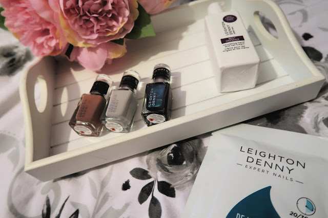 Looking After My Hands With Leighton Denny