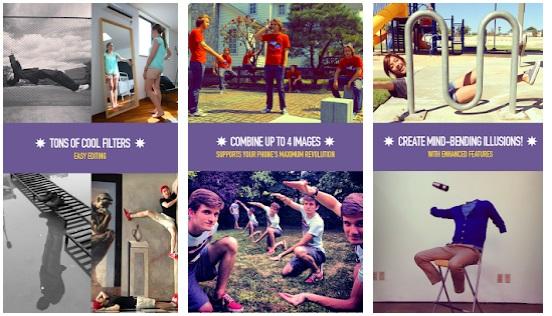انسخ نفسك في الصورة لاكثر من مرة عبر هذه التطبيقات يستخدمها المشاهير