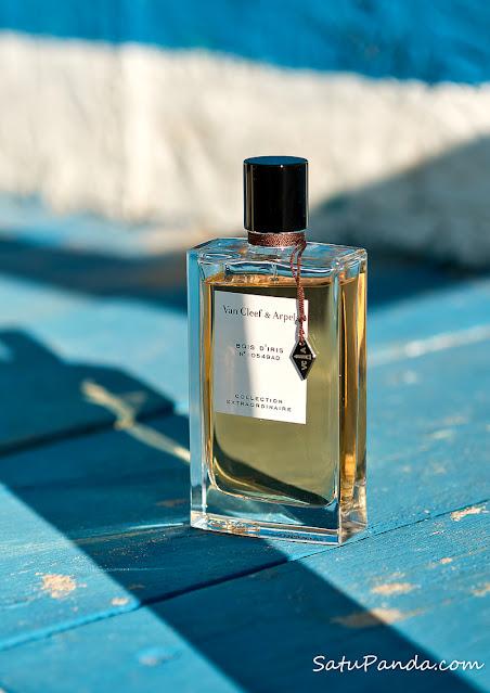 Van Cleef & Arpels — Bois d'Iris, отзыв