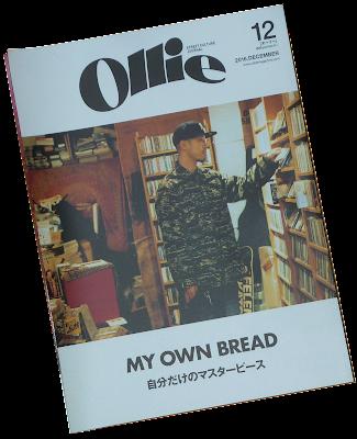 ollie magazine ©