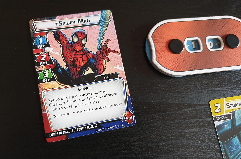 Marvel Champions: il gioco di carte recensione
