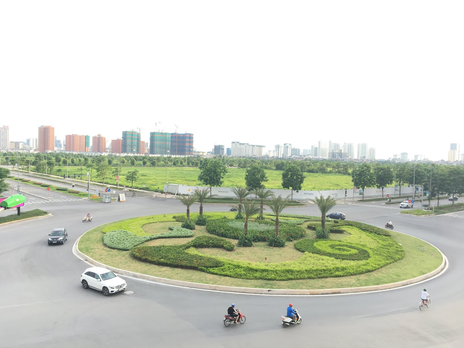 tuyến đường Tây Thăng Long