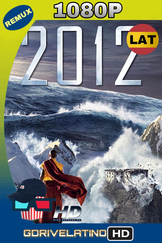 2012 (2009) REMUX 1080p (Latino-Inglés) MKV