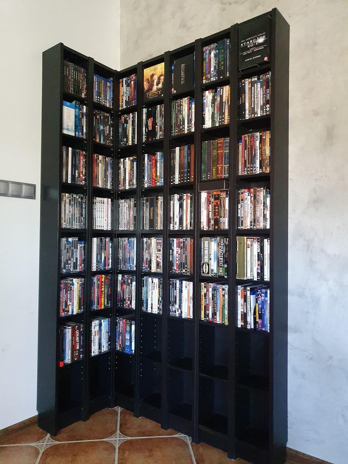 Domowa videoteka - wskazówki dla kolekcjonerów