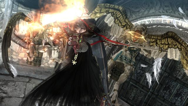 Bayonetta - Xbox360 - Captura 5