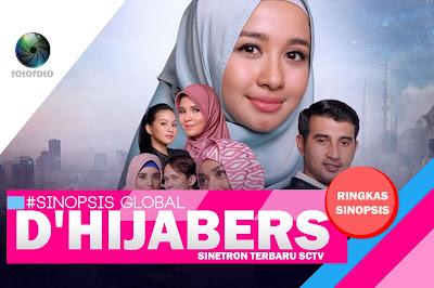 Lagu OST D'Hijabers Mp3 SCTV
