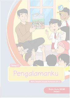 Buku Pegangan Guru SD Kelas 1 Tema 5 Pengamalanku