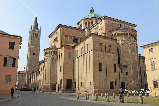 Catedral de Santa María Assunta de Parma